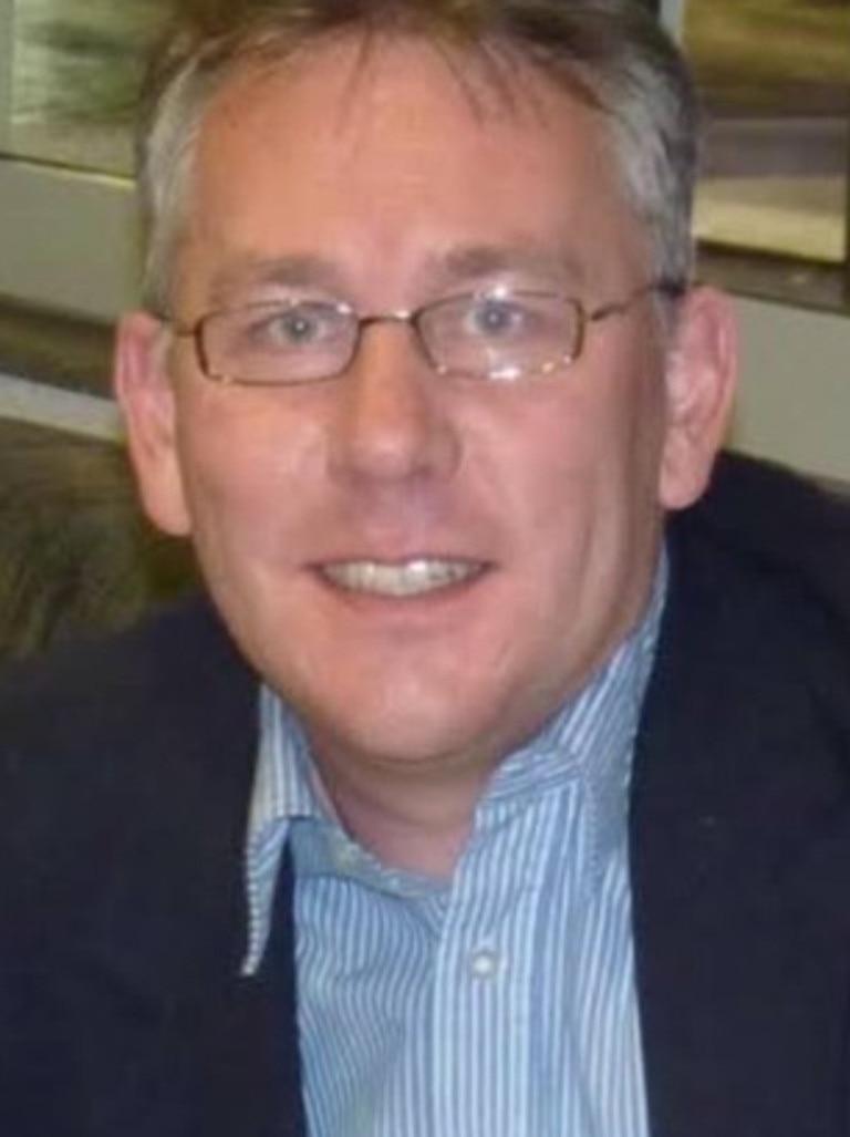 Kellyville High School deputy principal Damien Wanstall.