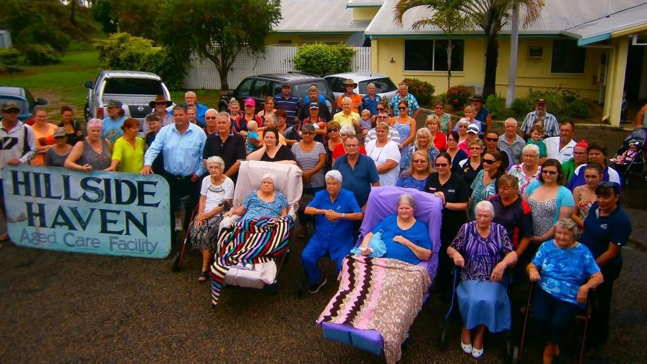 The Hillside Haven Aged Care Facility in Collinsville was purchased by the Whitsunday Regional Council in 2016. Photo: File