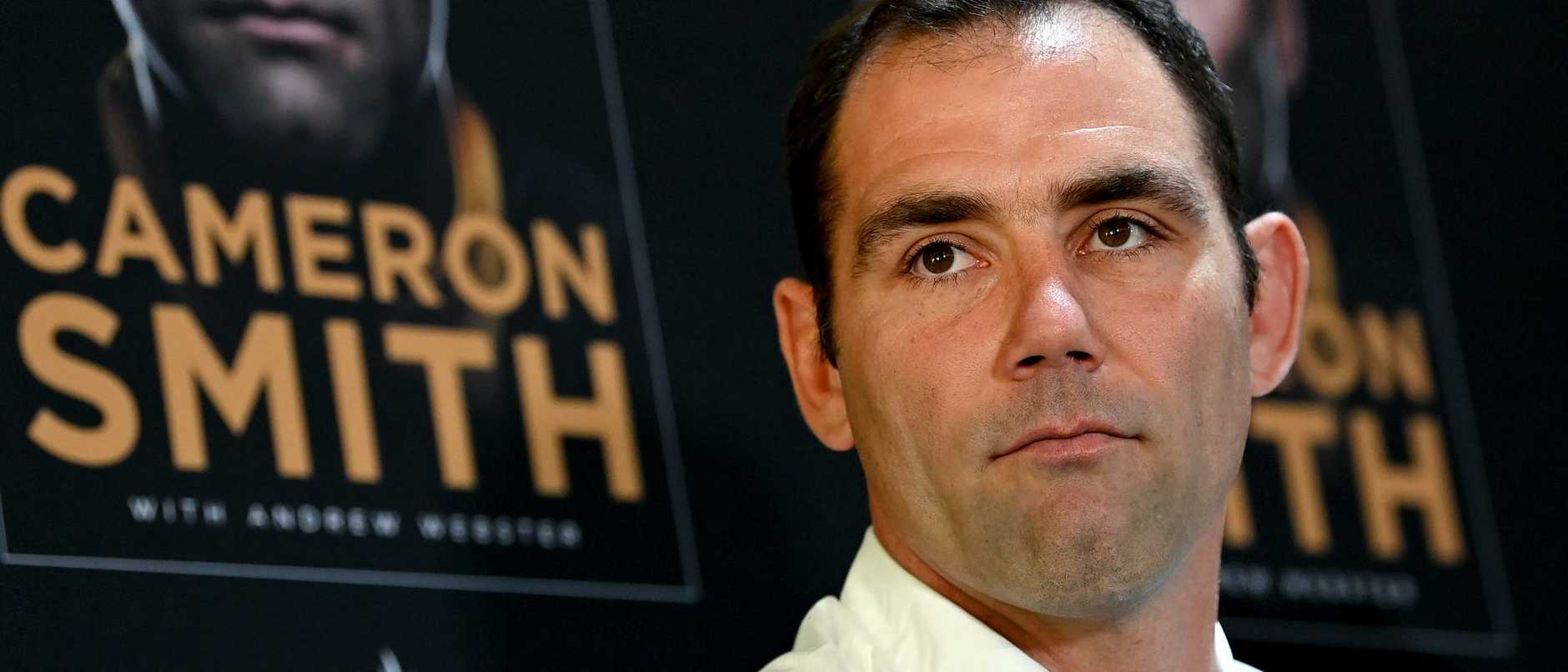Cameron Smith Releases Autobiography 'The Storm Within'