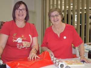 CQ charity has annual food drive all wrapped up