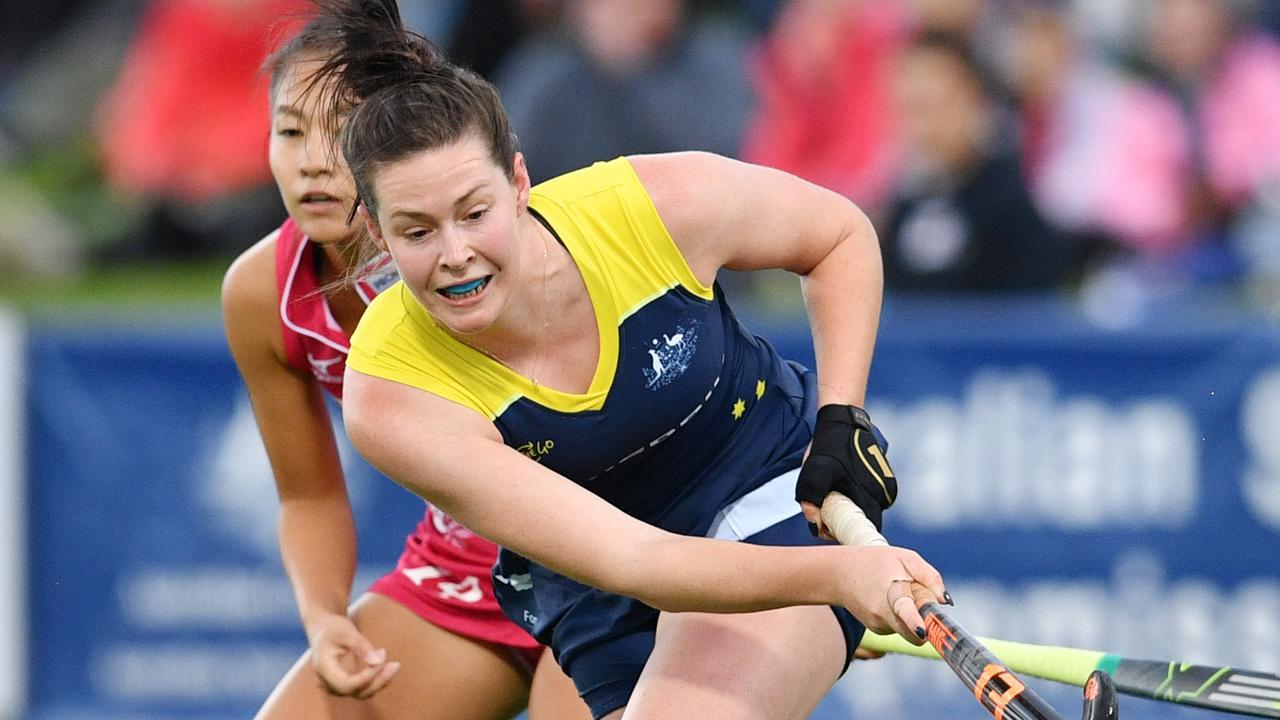 Hockeyroo Lily Brazel starts legal battle with Hockey Australia over contract termination
