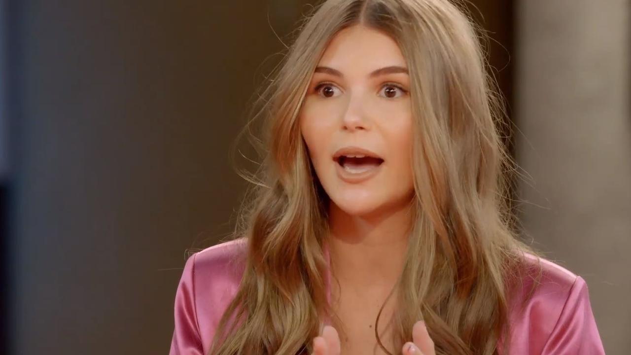 Olivia Jade Giannulli breaks her silence on Red Table Talk.