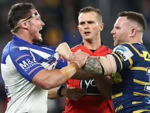 Hard nuts: Who is your NRL club's enforcer?
