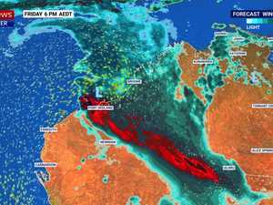 'Major flood and rain event' about to hit