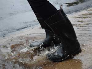 BOM: 'Significant rain' on radar for Ipswich