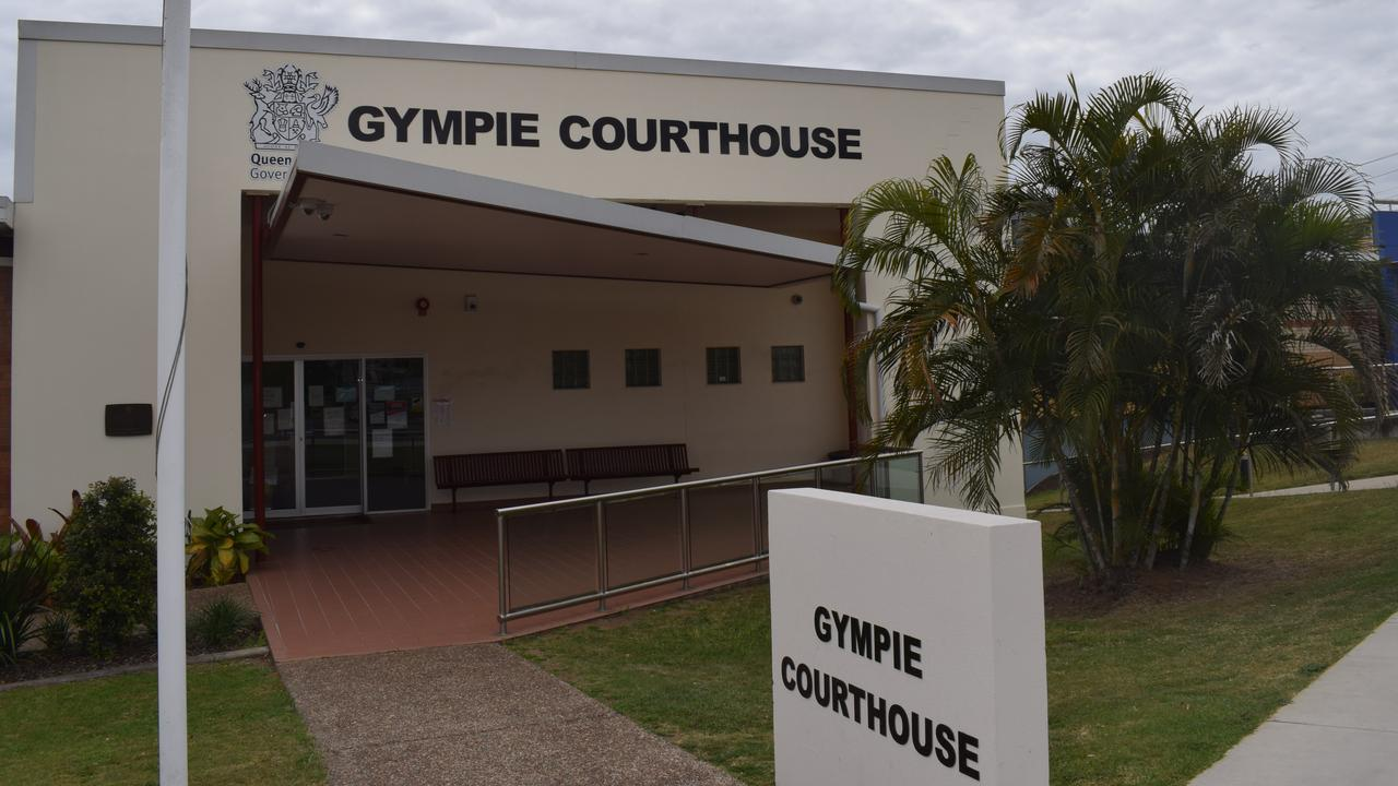Gympie Magistrates Court, where seven people are due to appear.