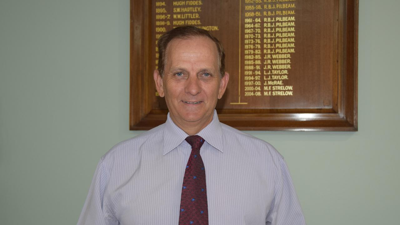 Councillor Tony Williams has announced he will run for mayor in Rockhampton Regional Council 2021 by-election