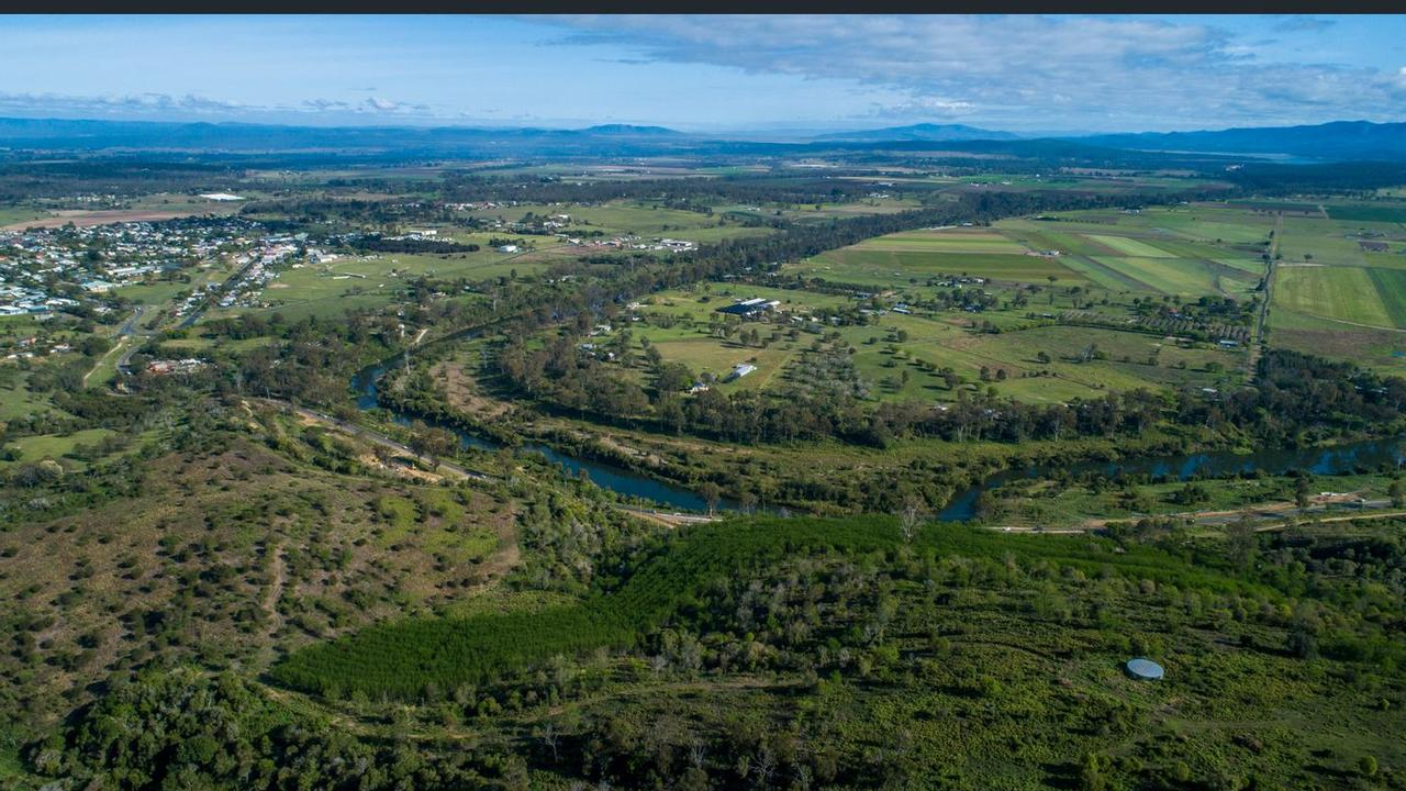 A multi-lot 82.9ha property on Forest Hill Fernvale Rd in Lowood will go to auction on December 17.