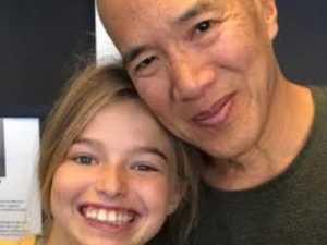 'Miracle girl' marks bittersweet milestone