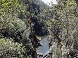 No free camp here: Council's warning at popular creek