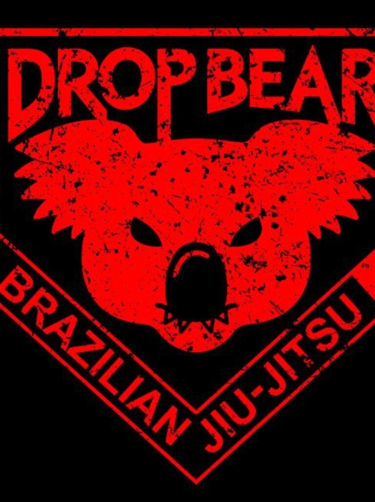 Drop Bear Brazilian Jui-Jitsu logo