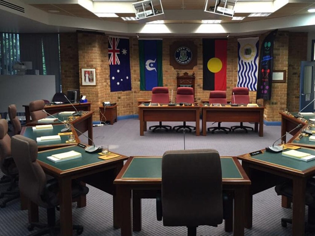 Lismore City Council have committed to getting people back in the chambers as soon as possible.