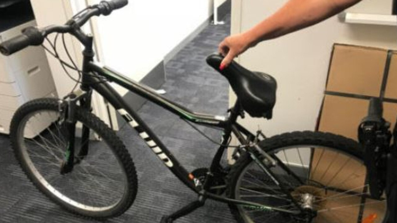 Police have located a bike in the Sippy Downs area and are seeking the owner.