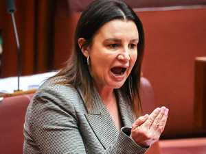 'On you, not me': Lambie's ultimatum