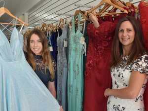 Dress store dream now a reality for Hervey Bay duo