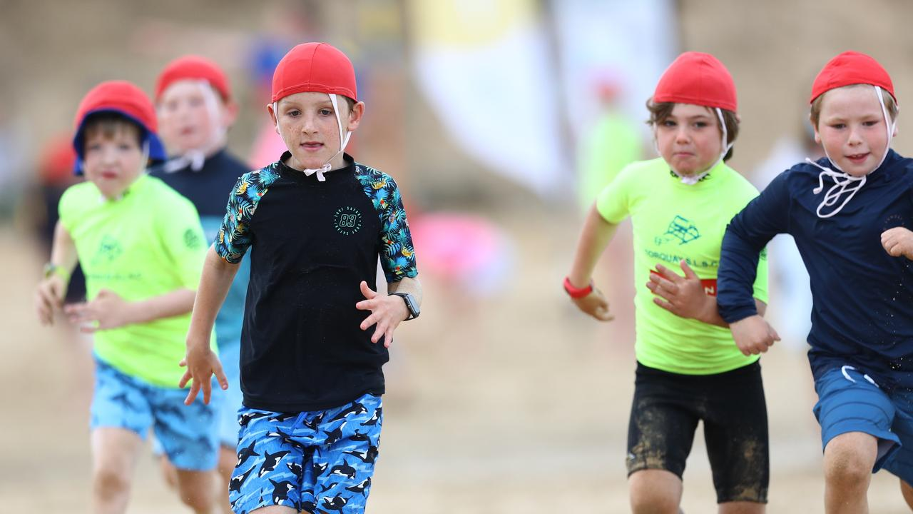 Junior Sport Gallery. Torquay Nippers are starting their first training on Wednesday. picture: Glenn Ferguson