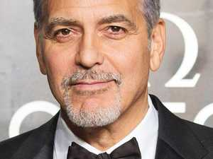 Clooney hospitalised after weight loss