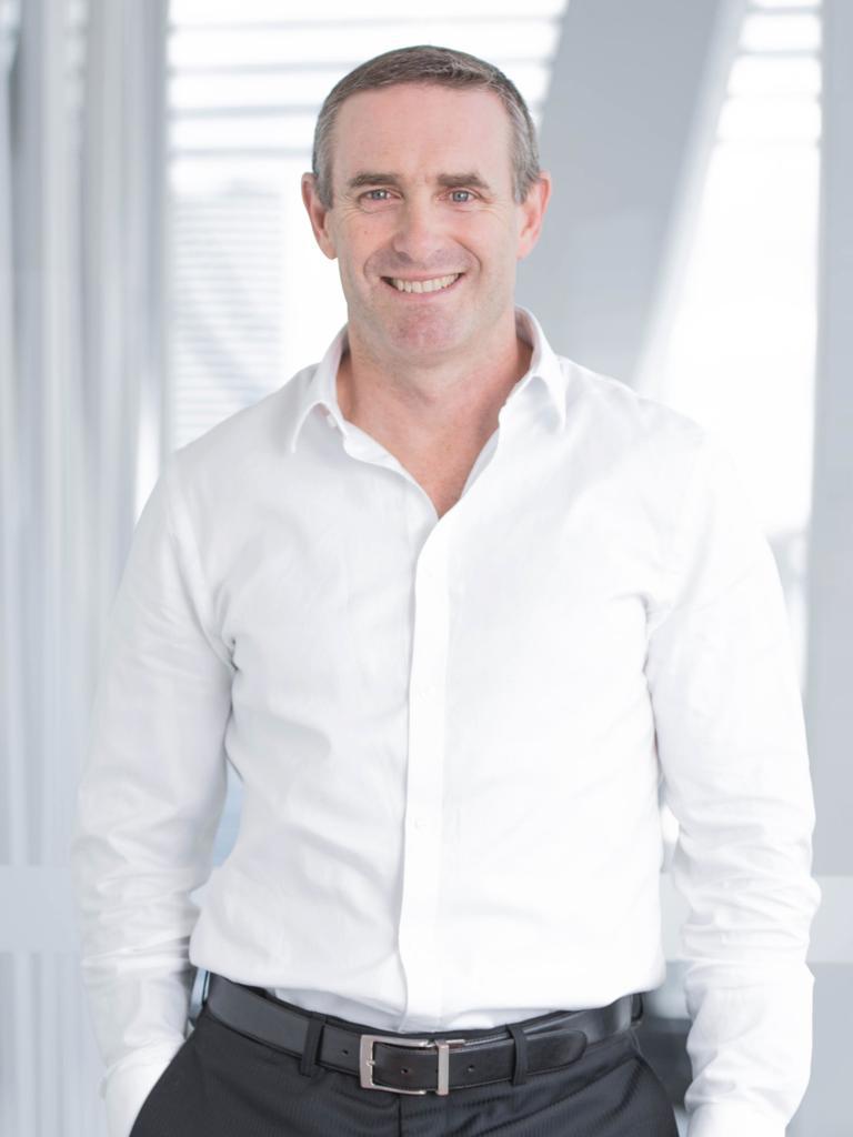 Managing director of Oak Tree Group Mark Bindon