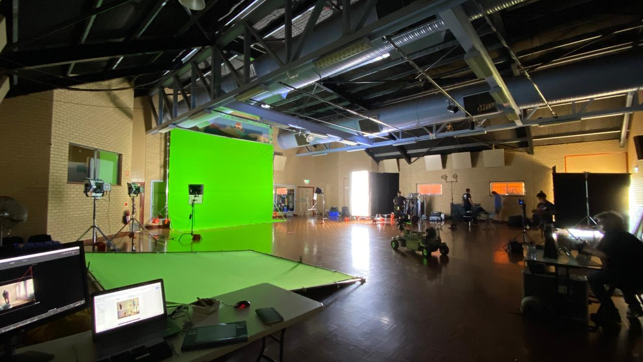 Byron Studios is currently using the Alstonville Cultural Centre as a filming set, leased from Ballina Shire Council, and their facilities in Byron Bay.