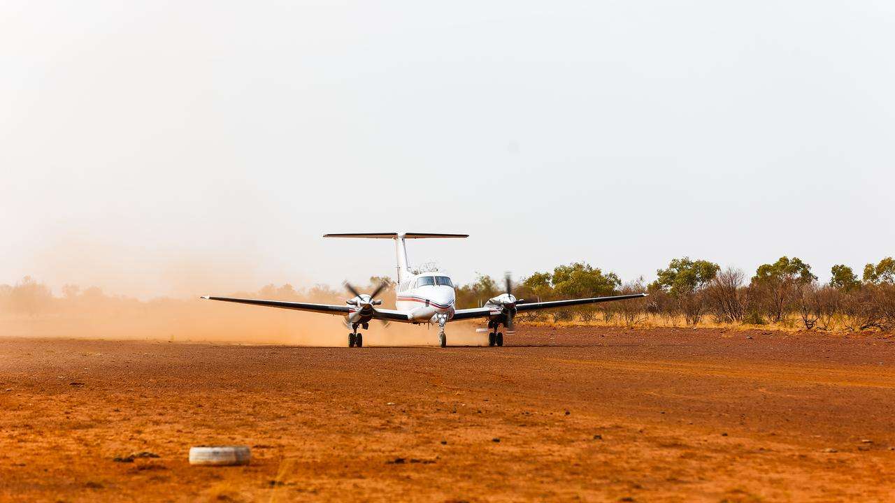 23 October 2013 Townsville, QLD – RFDS Mount Isa base – Photo: Cameron Laird.