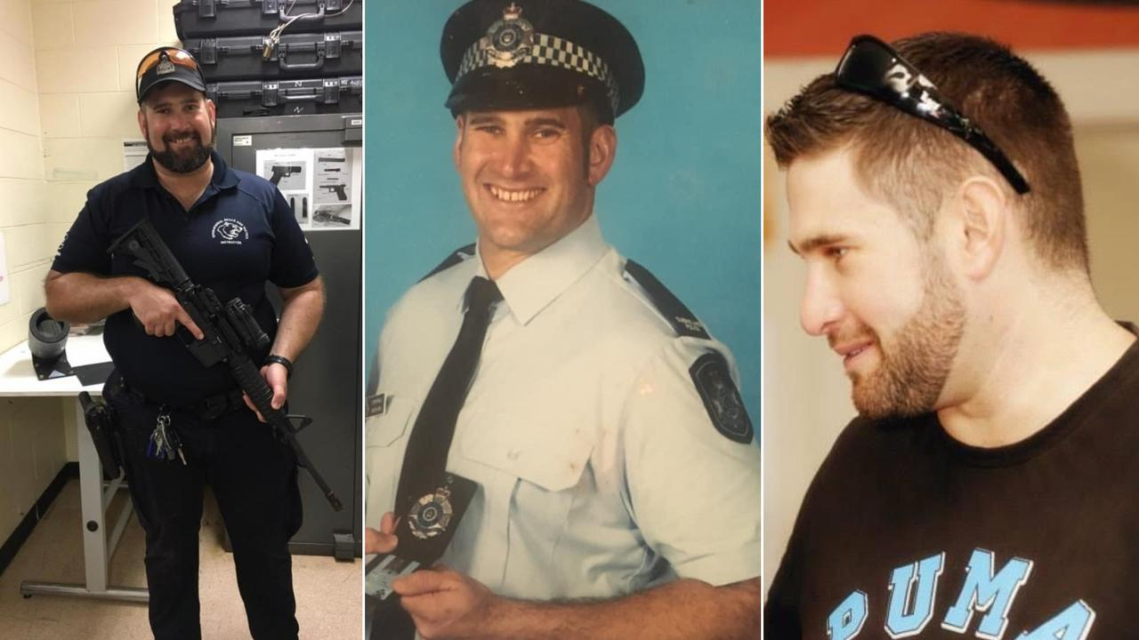 Caloundra Rugby Union and the Queensland Police Force is mourning one of their own in Jason Visini who died suddenly in November aged 35.