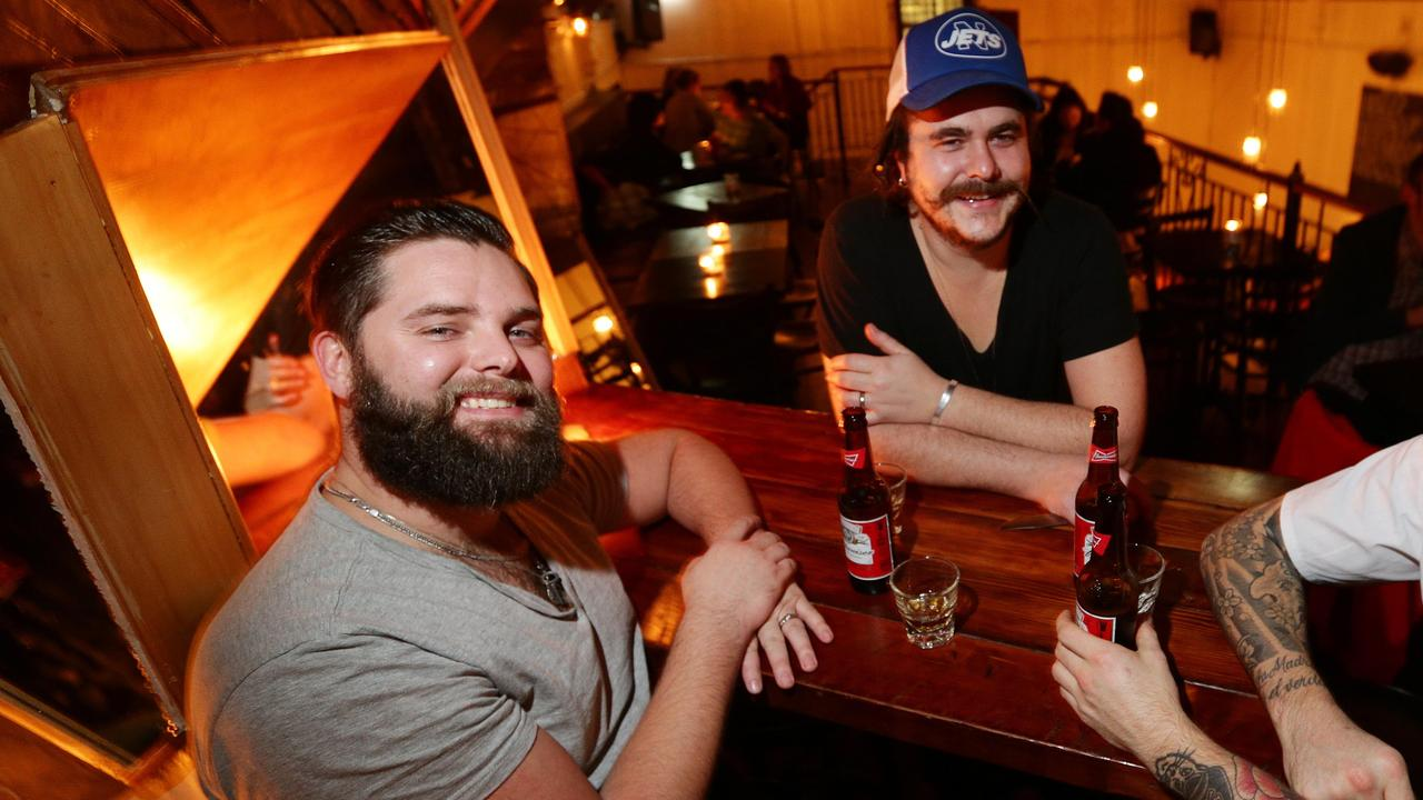 The owners of Mary's Group Jake Smyth and Kenny Graham.