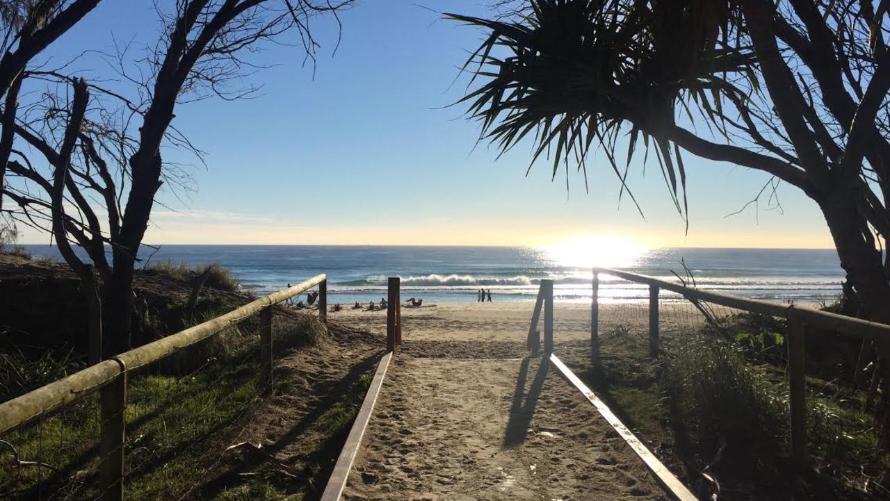 Gearon preyed on women along southern Gold Coast beachside pathways.