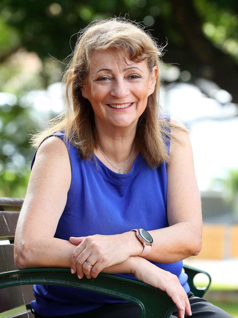 Mayor of Townsville Jenny Hill. Photographer: Liam Kidston.
