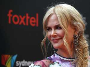 SHHH! Don't let your dog bark, Nicole Kidman's filming here