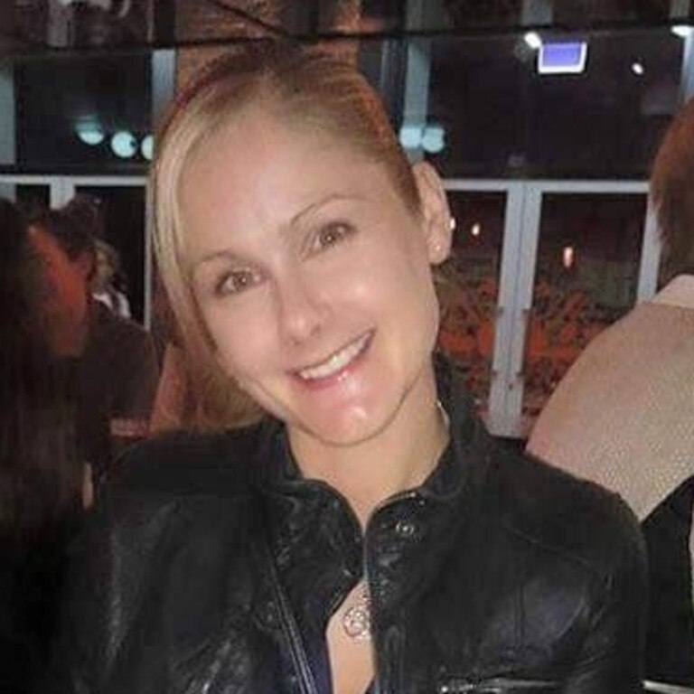 Corinne Henderson.