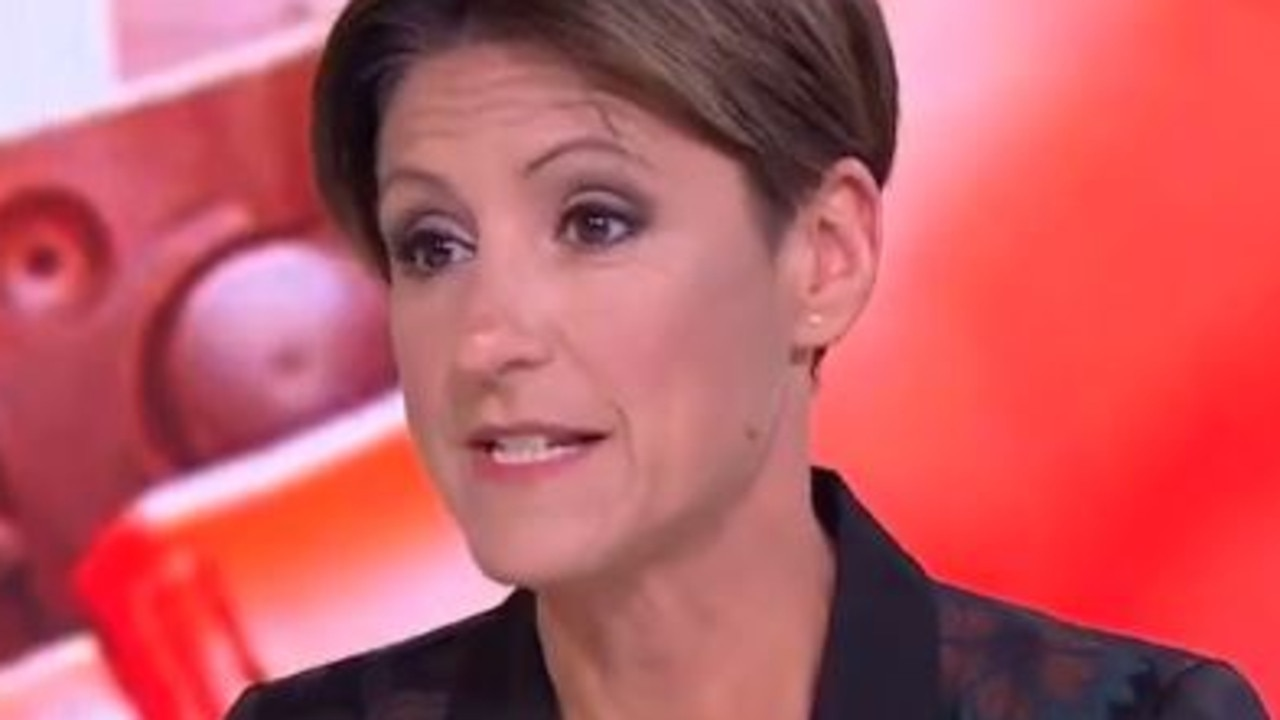 Former ABC host Emma Alberici has a new gig – advertising insurance on Channel 7. And she's hitting back at the criticism.