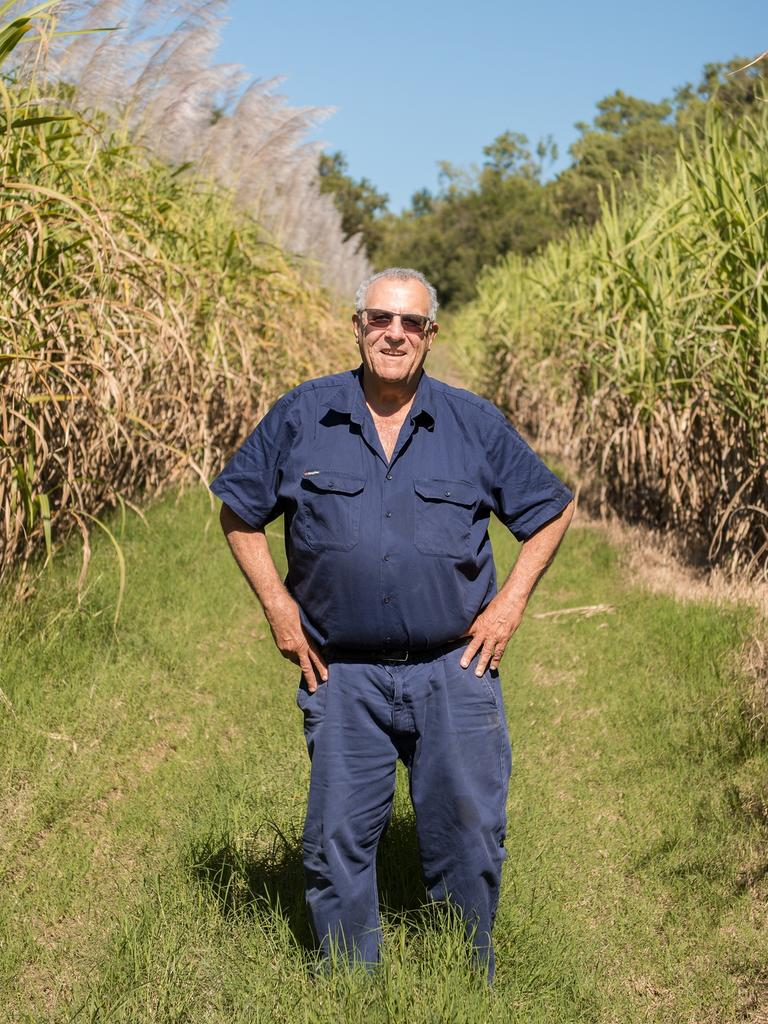 Canegrowers Queensland chairman Paul Schembri. Picture: Contributed