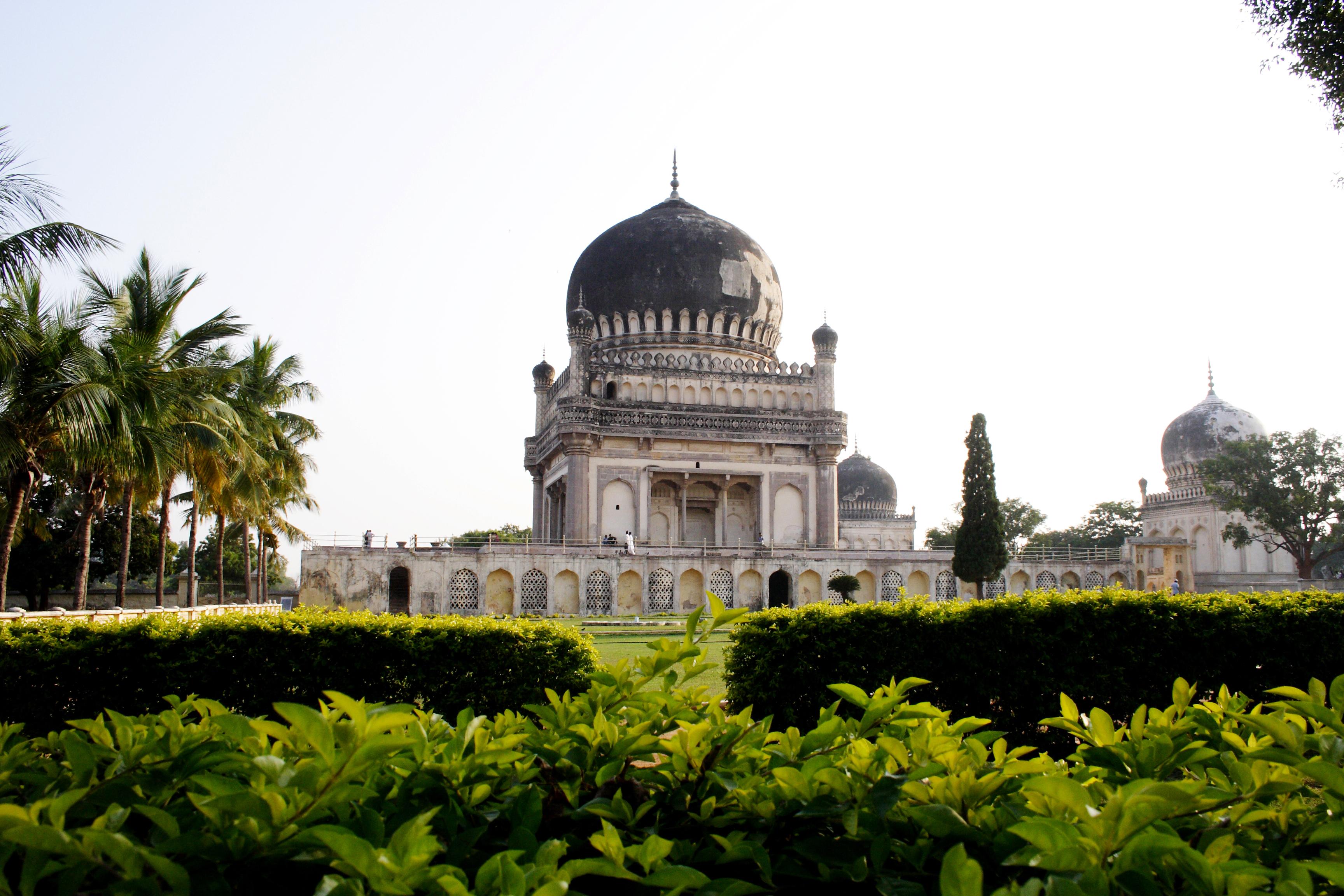 Qutb Shahi Tombs, Hyderabad, India. Photo: iStock