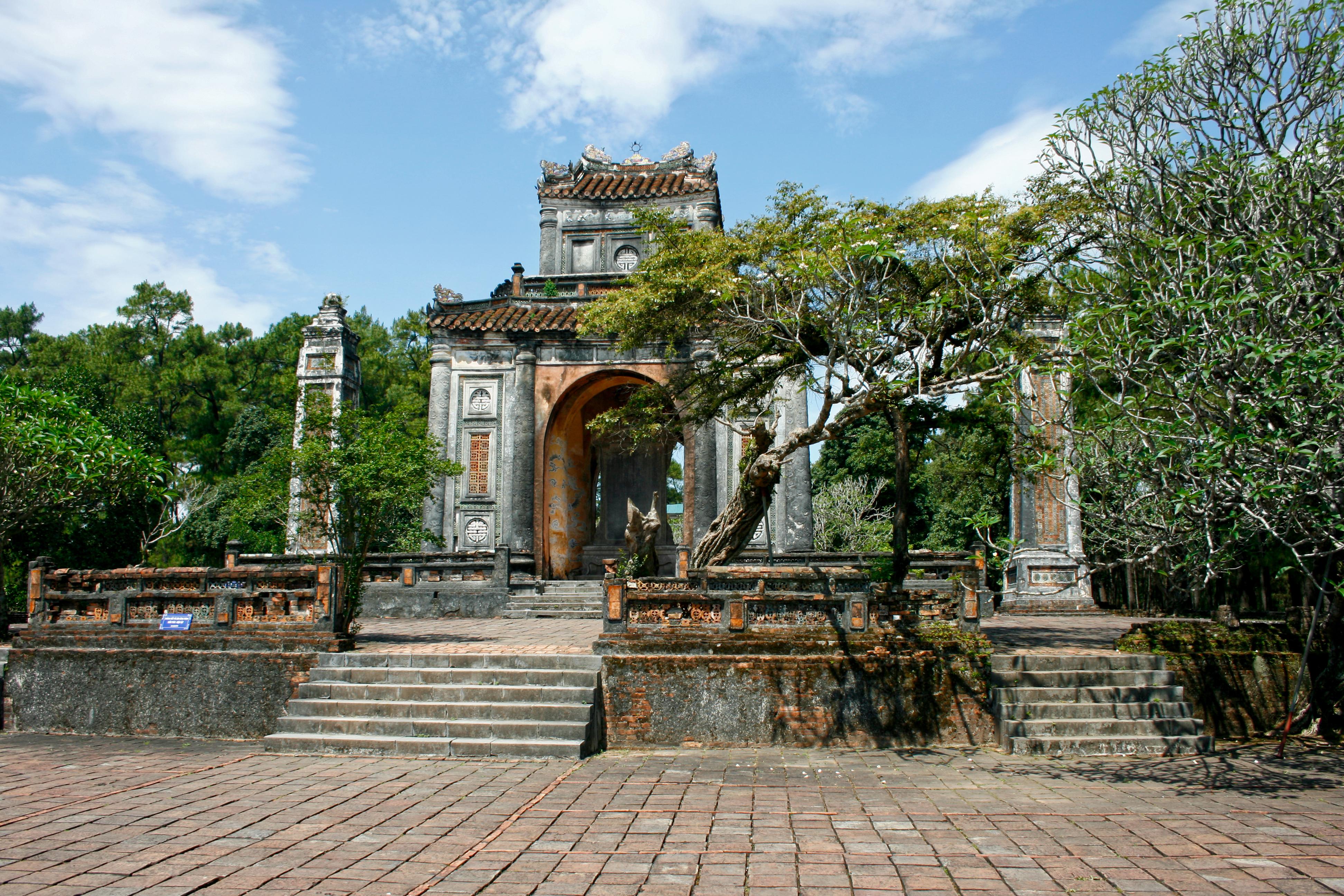 Tomb of Tu Duc in Hue City. Photo: iStock