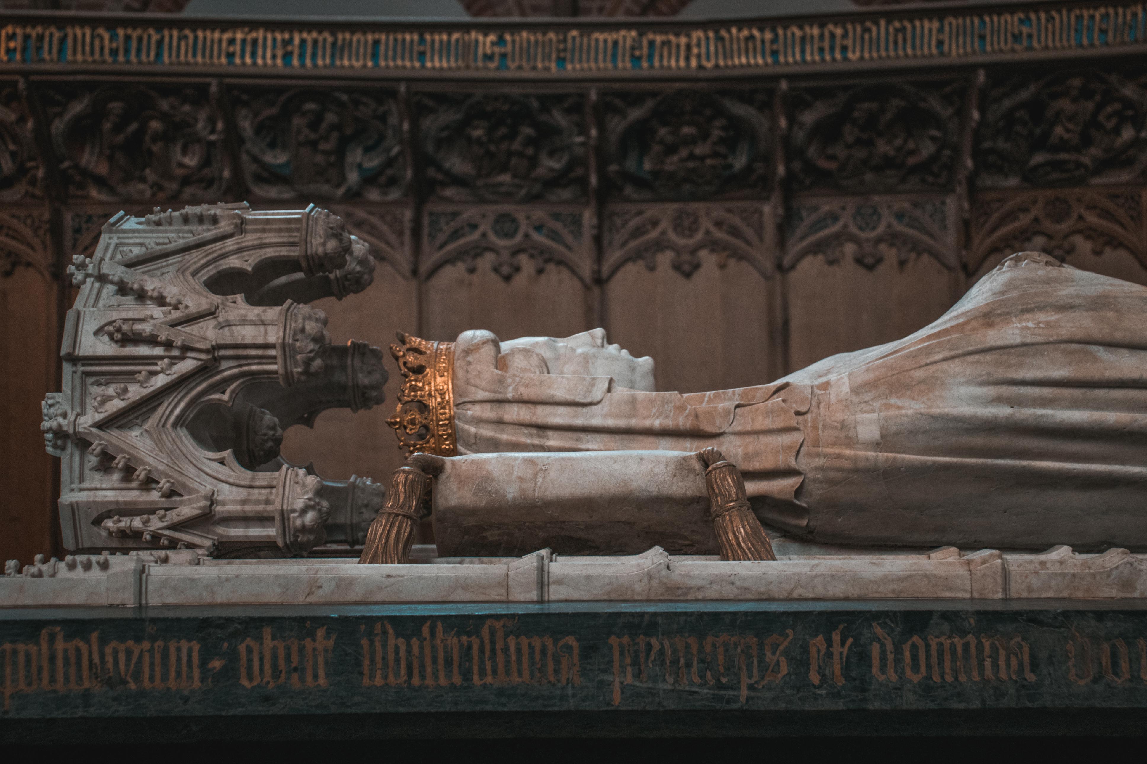 Sarcophagus of Queen Margaret I of Denmark, Norway and Sweden. Photo: iStock