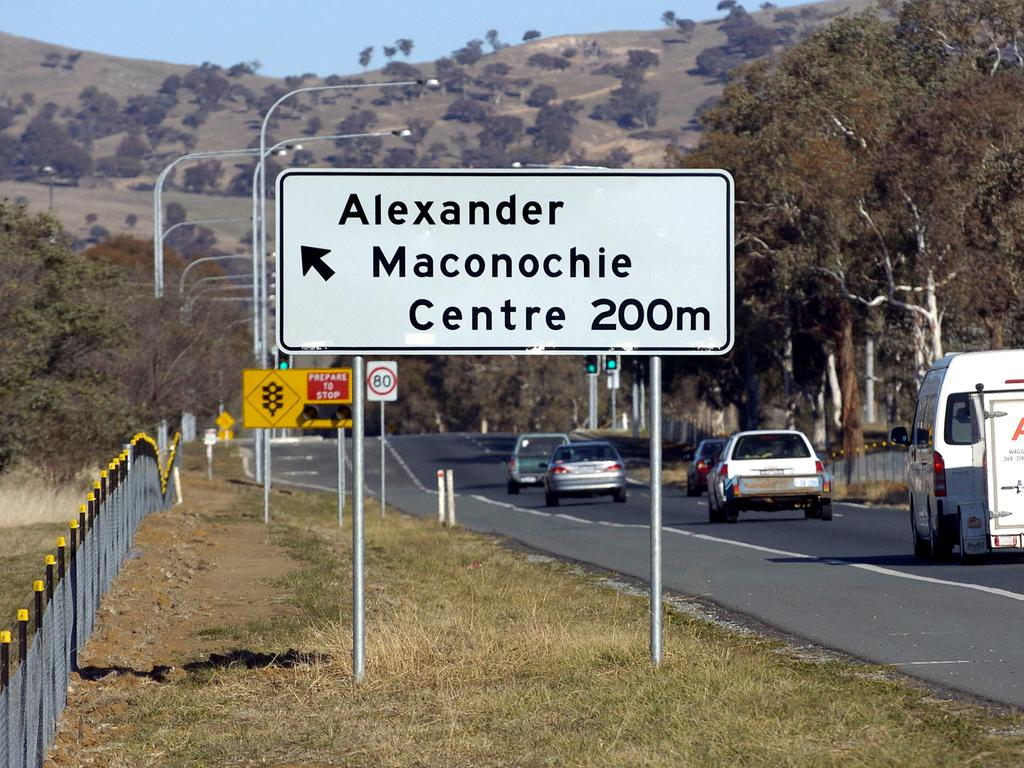 The Alexander Maconochie Centre in Canberra was Maria's place of work for several years.