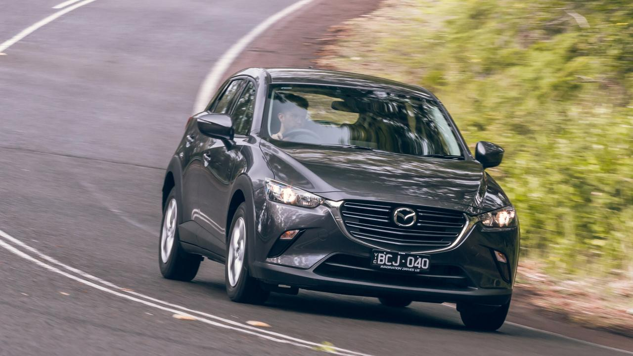The base Mazda CX-3 has had thousands wiped off the price.