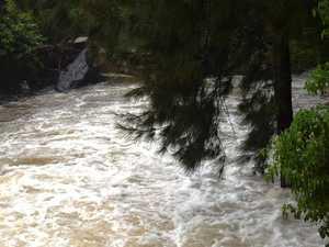 River on flood watch as big rains predicted