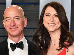 How Bezos' ex-wife is spending her billions