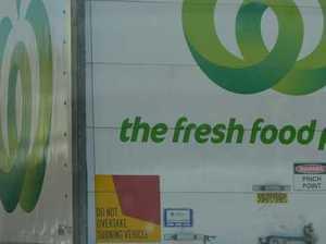 UPDATE: Man to face court over stolen Woolies truck