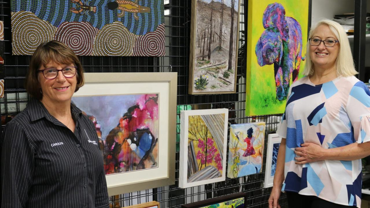 ENJOY ART: Our region's arts community will venture into the virtual world to deliver an innovative new online platform to celebrate local artists. Pic: Supplied