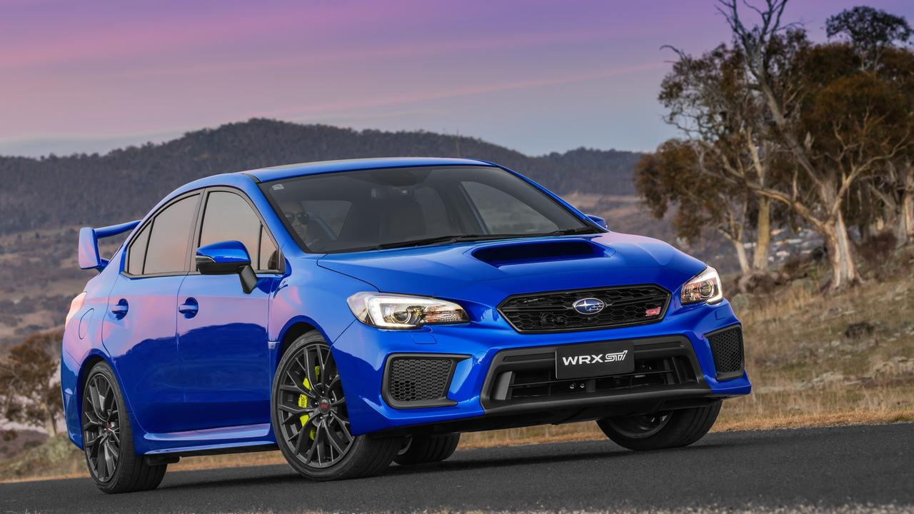 Subaru has sold its 10,000th WRX STI in Australia.