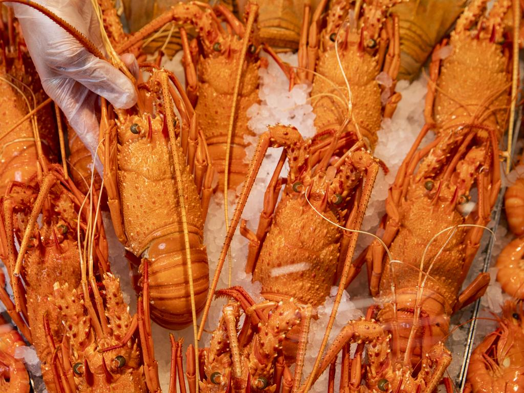 The lobster will be while stocks last, so get in quick. Picture: Dallas Kilponen/Woolworths.