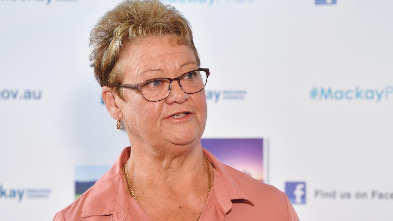 Deputy Mayor Karen May. Picture: Tony Martin