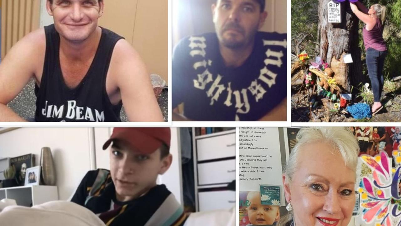REST IN PEACE: The year that was 2020 saw many families torn apart from the loss of loved ones who were fatally injured on Western Downs roads. Pic: Supplied