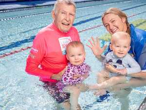 'Manoeuvre that saved 18-month-old baby from drowning'