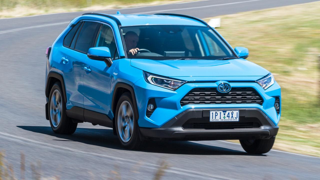 Toyota will reveal a RAV4-sized electric SUV next year.