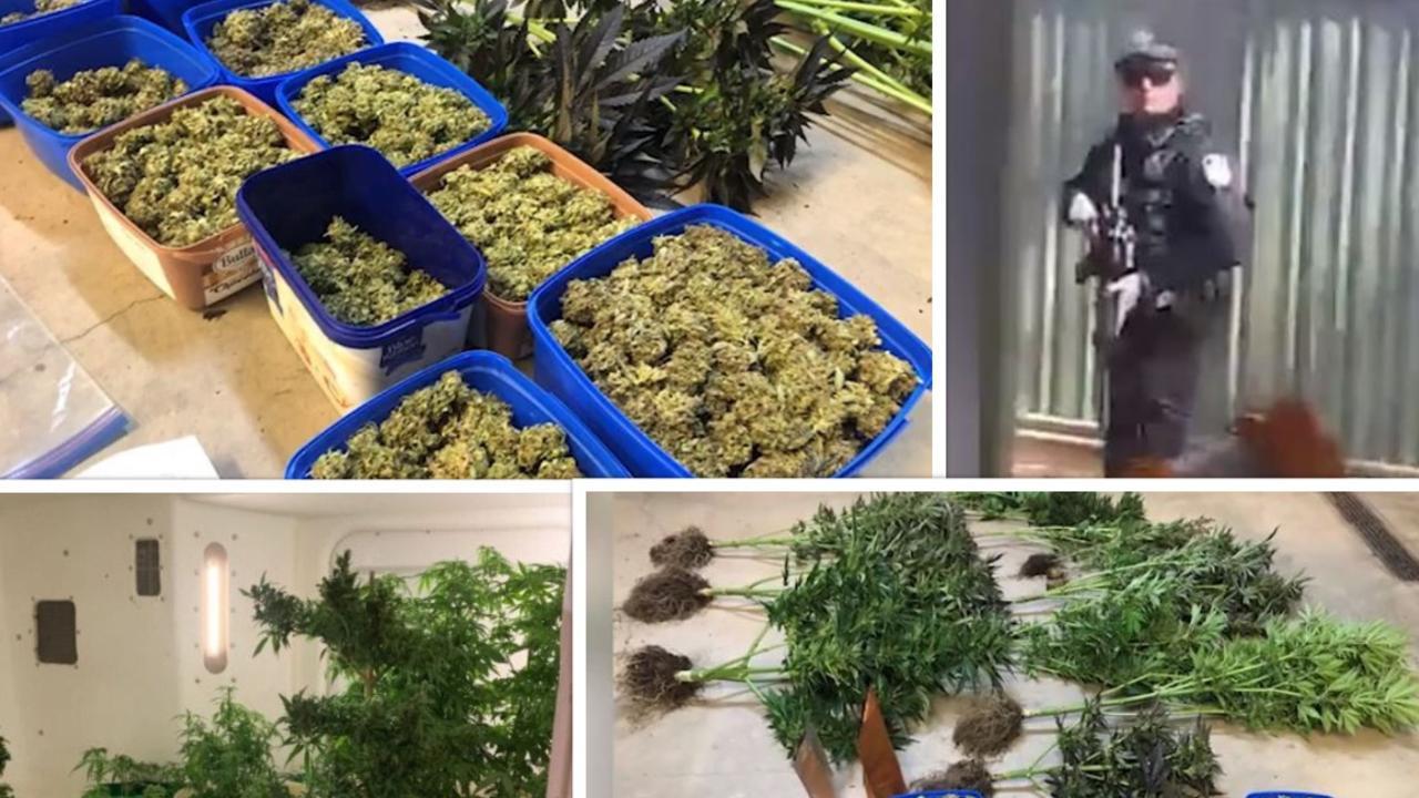 DRUG RAIDS: Most shocking Chinchilla drug raids in 2020. Pic: Supplied