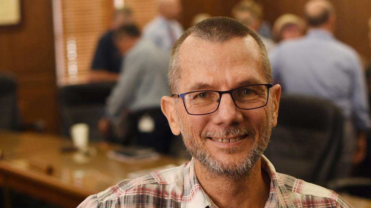 Gympie councillor Dan Stewart. Picture: File