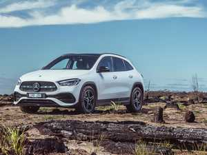 Baby Benz SUV that's packed with luxury and the latest tech